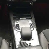 Konsole Panel Trim Abdeckung Kunststoff Aufkleber für Mercedes Benz EINE CLA Klasse W177 C118 A180 A200 A220 CLA200 Zubehör Auto styling