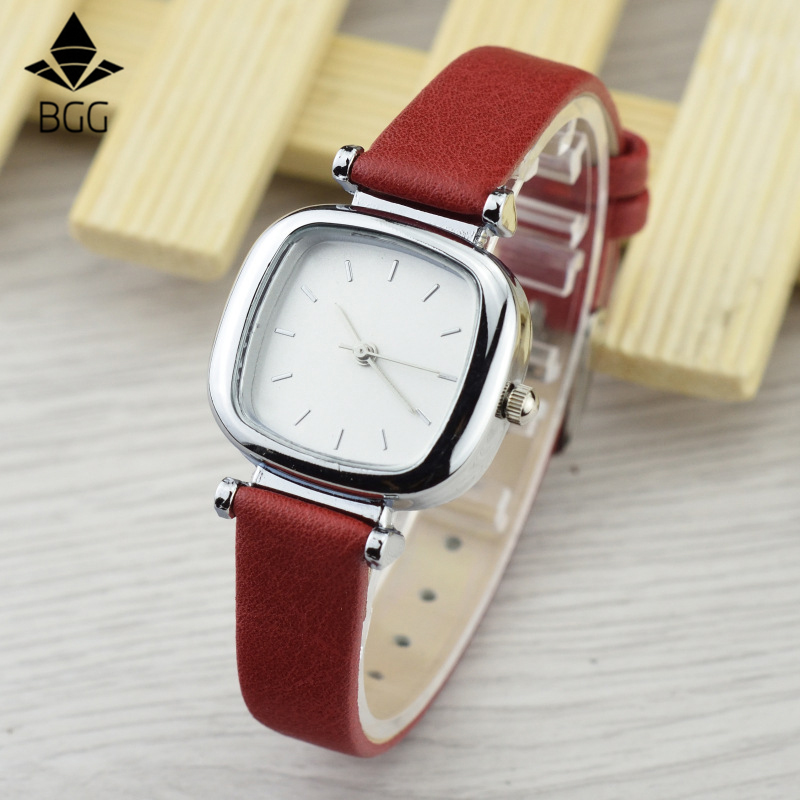 цена на BGG 2017 Fashion Wrist Watch Women Watches Ladies Luxury Brand Famous Quartz Watch Female Clock Relogio Feminino Montre Femme