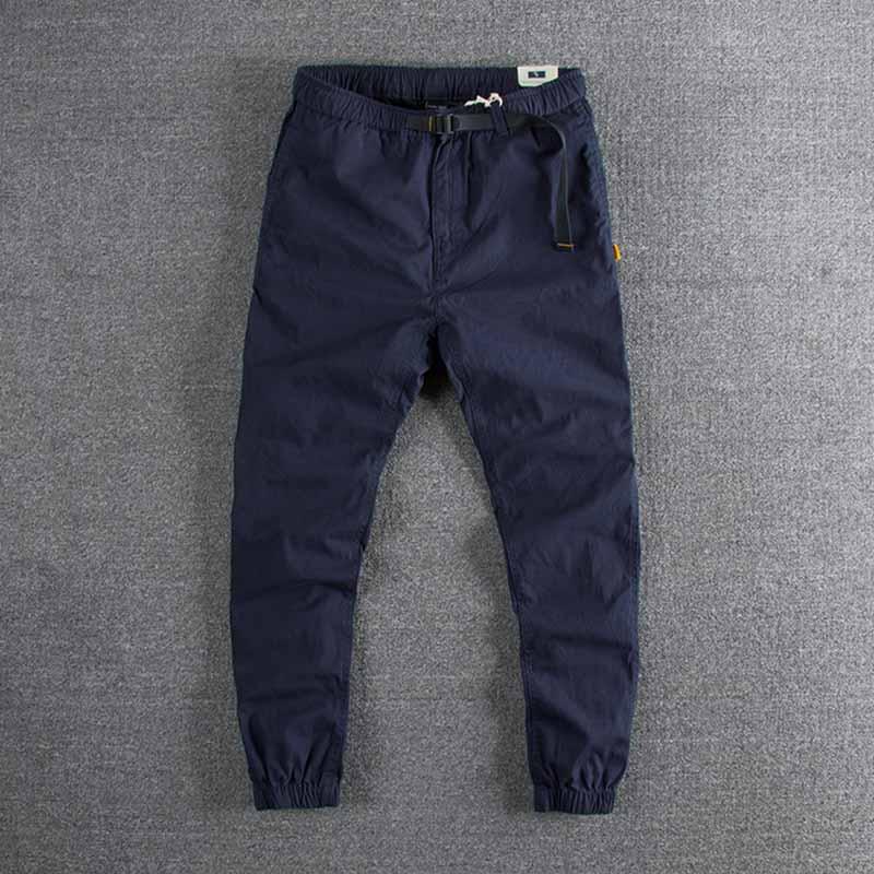 Solo Cintura Grey Exterior Pantalones Cómodo Para Por khaki Promoción dark Hebilla Mayor Ropa Blue Casuales Comercio Hombres Green La Xl army Tejido 63 Al Fondo Algodón De dzPqPF