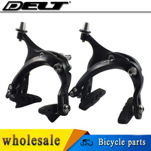 Big discount DELT Black Road Bicycle Bike C Caliper Clip Brake Caliper – Side shoes for 53-73mm arm bicycle bike parts component wholesale