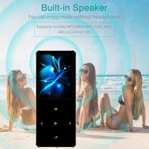 Image 4 - Iceice MP3 Người Chơi Có Bluetooth Phím Cảm Ứng Loa Lắp Sẵn 8GB 16GB 32GB 40GB Hifi di Động Máy Nghe Nhạc Đài Phát Thanh Ghi Âm FM MP 3