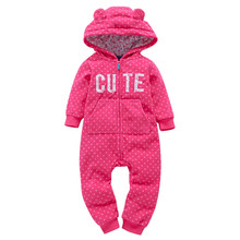 c5bef286b Buy fleece baby romper and get free shipping on AliExpress.com