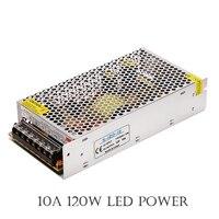 קמעונאות 12 V 120 W 10A הוביל נהג אספקת חשמל מיתוג 100 ~ 120 V/200 ~ 240 V קלט AC