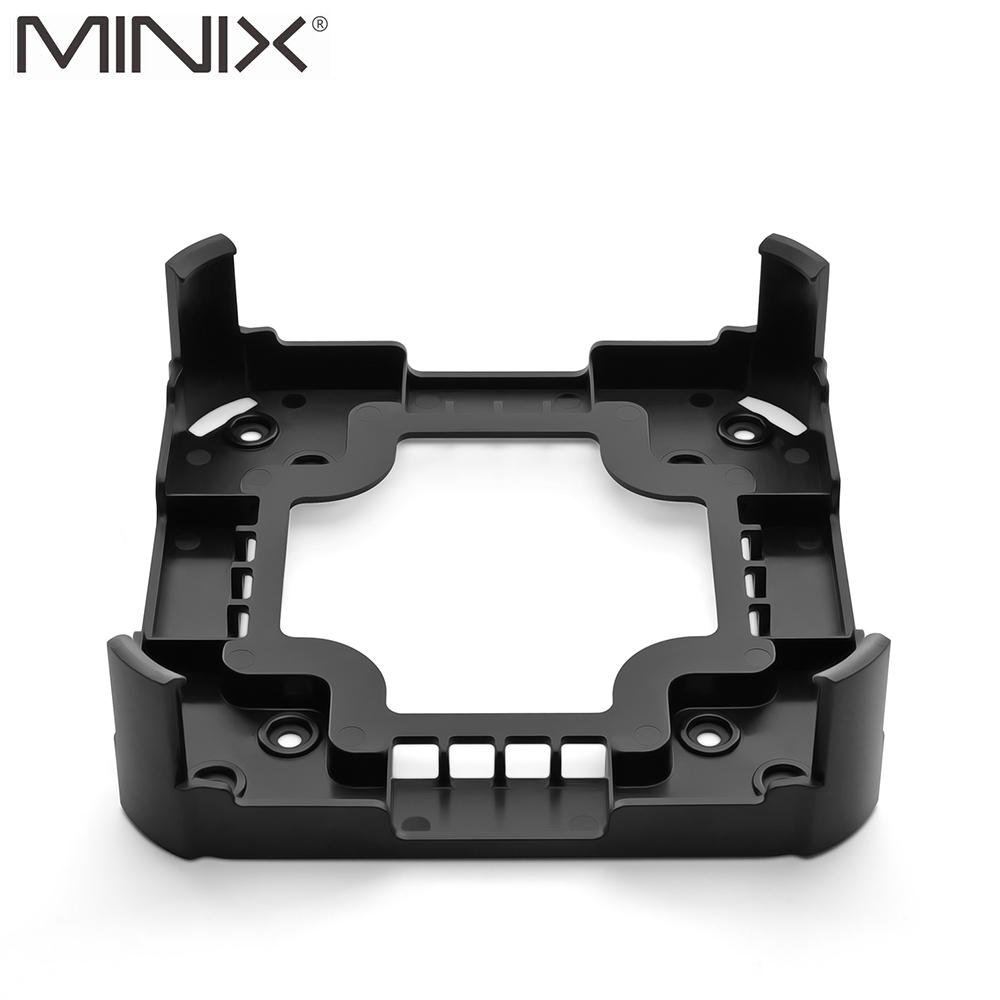 MINIX M-83 VESA Mount Designed Exclusively For MINIX TV BOX NEO Z83-4 NEO U9-H MINIX NEO U1, X8-H Quick And Simple Installation