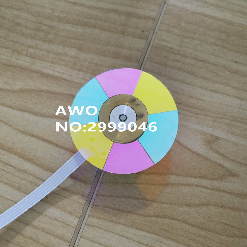 REPLACEMENT Projector color wheel For Optoma HD73 DLP Projector(44mm) projector color wheel for optoma hd72 free shipping