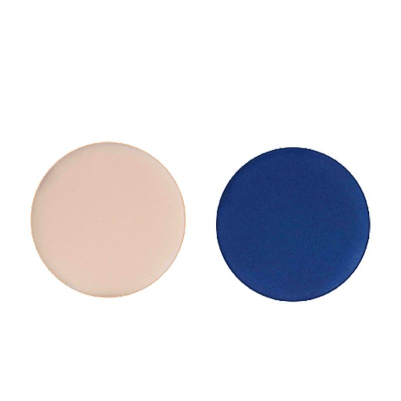 2 Pcs/Bag Flat Sponge Air Cushion Dry/Wet Make Up BB Cream Cosmetic Puff Facial Foundation Powder  Beauty Tools