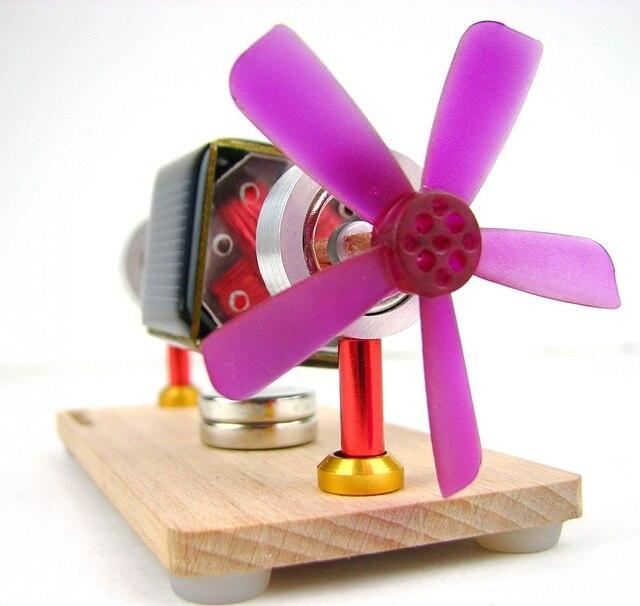 Moteur léger suspension magnétique moteur Mendocino jouet solaire jouets scientifiques jouets physiques