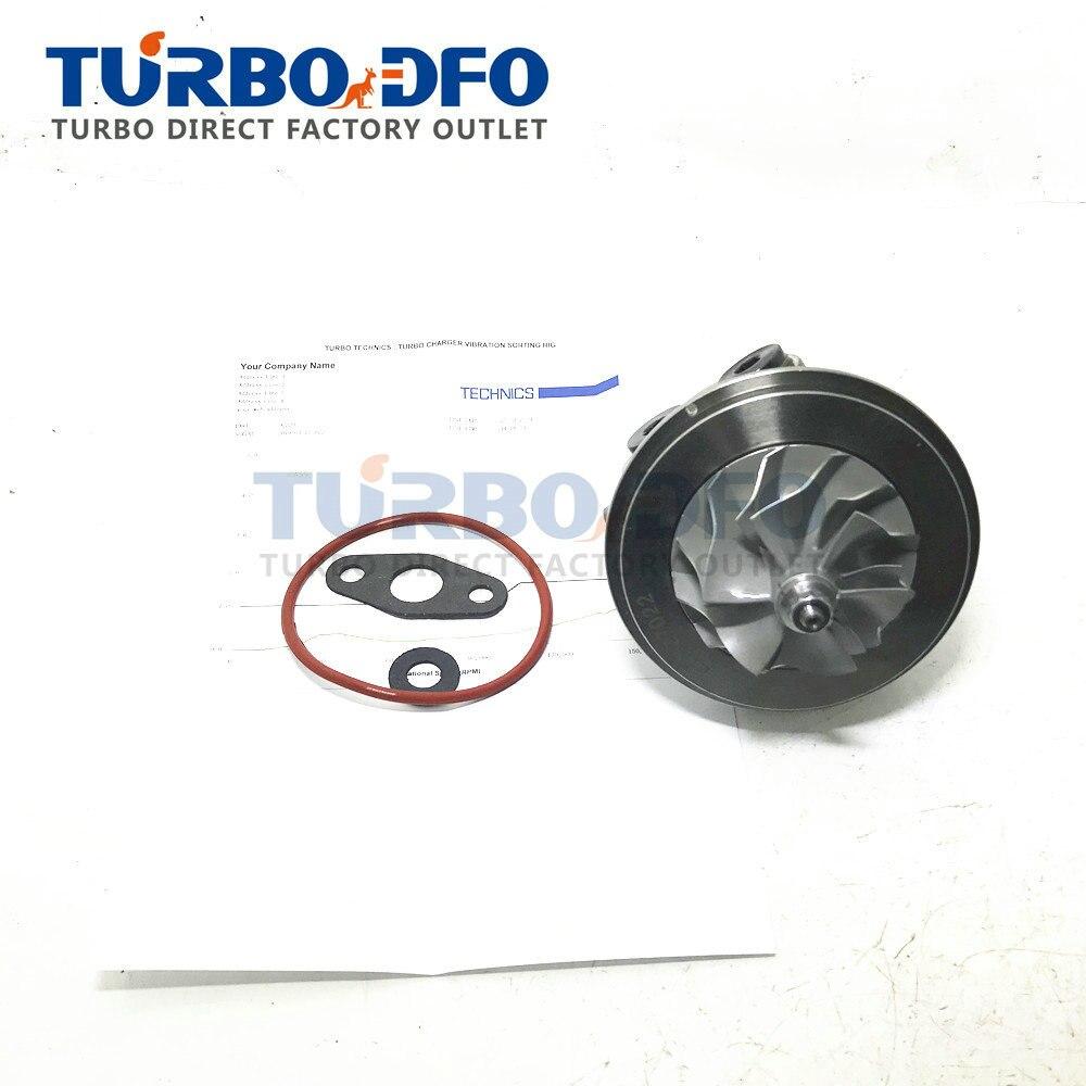 Équilibré pour Chrysler/Dodge PT Cruiser Turbo GT Neon SRT 164 Kw 223 HP EDV-3050195 49377-00220 noyau de cartouche de chargeur turbo