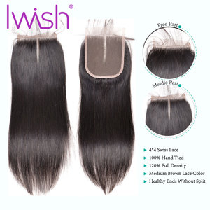Image 5 - Malaysian Straight Hair Bundles With Closure Human Hair 3 Bundles With Closure Straight Hair With Closure Remy Hair Extension