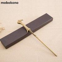 Mobokono Magic Tricks Creavite Lord Voldemort Magic Wand Harry Potter Cosplay Kids Toys Halloween Gift With