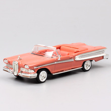 1/43 Scales brand classic ford 1958 Edsel Citation convertible Pacer automobile thumbnails hobby diecast cars model vehicles toy