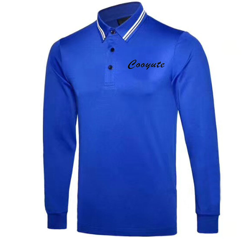 NewGolf wear breathable long sleeve Cooyut Skull Golf T-shirt 6 colors S-XXL in choice Golf Clothing Free shipping 2016 new womens golf tshirts branded high quality dobby long sleeve breathable s 2xl 4 colors golf sport clothing free shipping