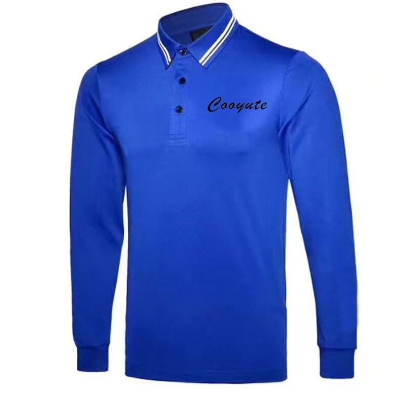 NewGolf wear breathable long sleeve Cooyut Skull Golf T-shirt 6 colors S-XXL in choice Golf Clothing Free shipping