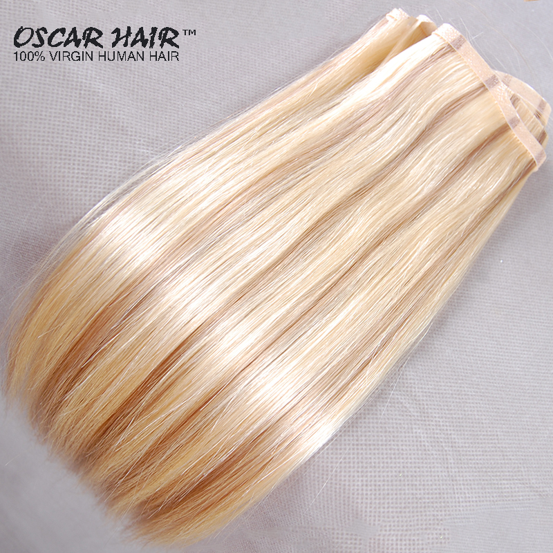Cheap hand tied top european remy human thick skin weft hair cheap hand tied top european remy human thick skin weft hair extension 613 blonde silky straight pu beautiful product promotion in skin weft hair pmusecretfo Images