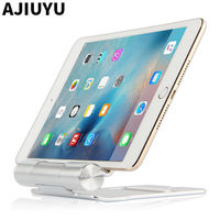 Tablet Stand Metal stent Support For iPad Pro 10.5 9.7 inch 12.9 ipad 9.7 New Air 2 2017 bracket Desktop Display Aluminium Case