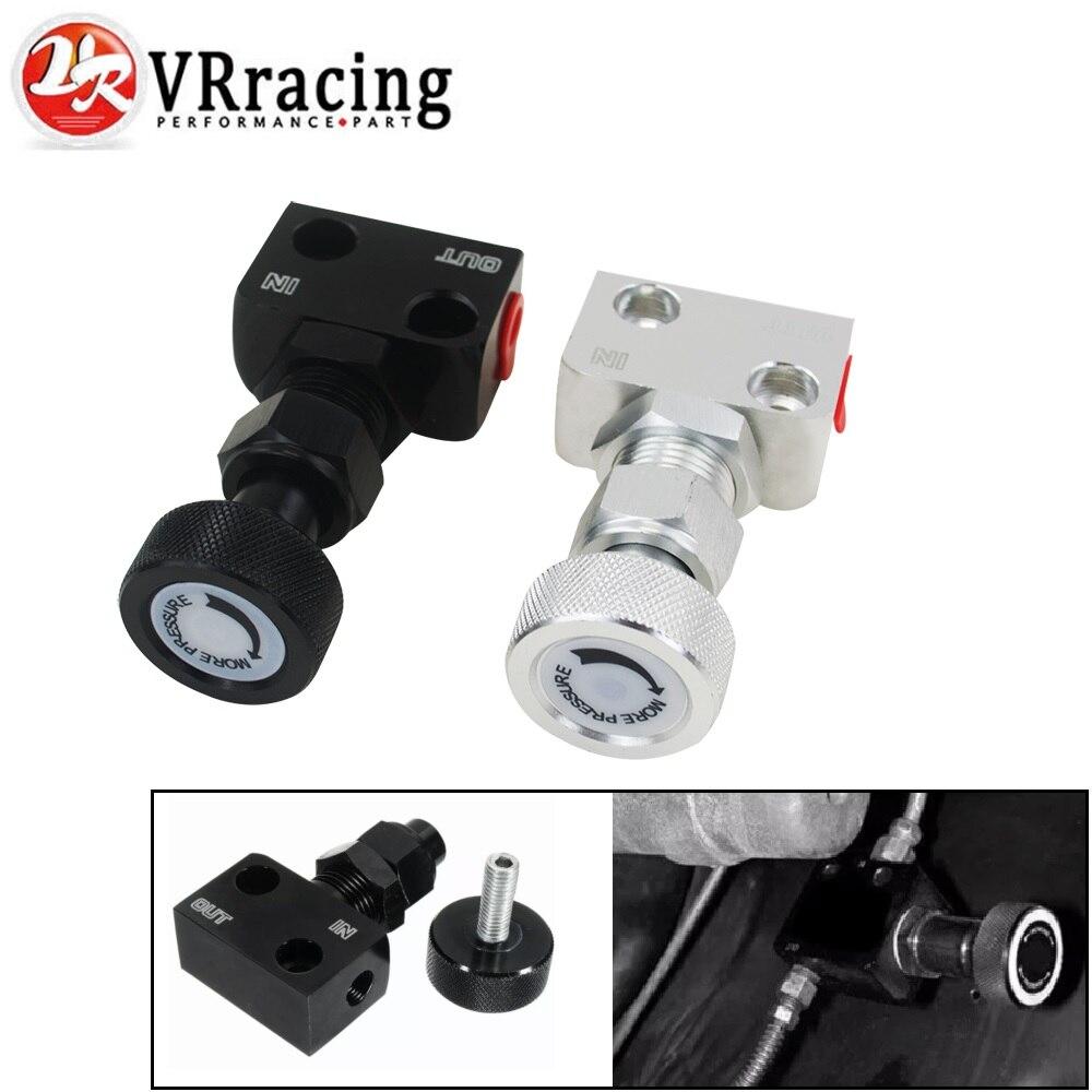 VR-Тормозная пропорция клапан регулируемая опора, тормоз смещения регулировочный рычаг для гонок типа VR3315