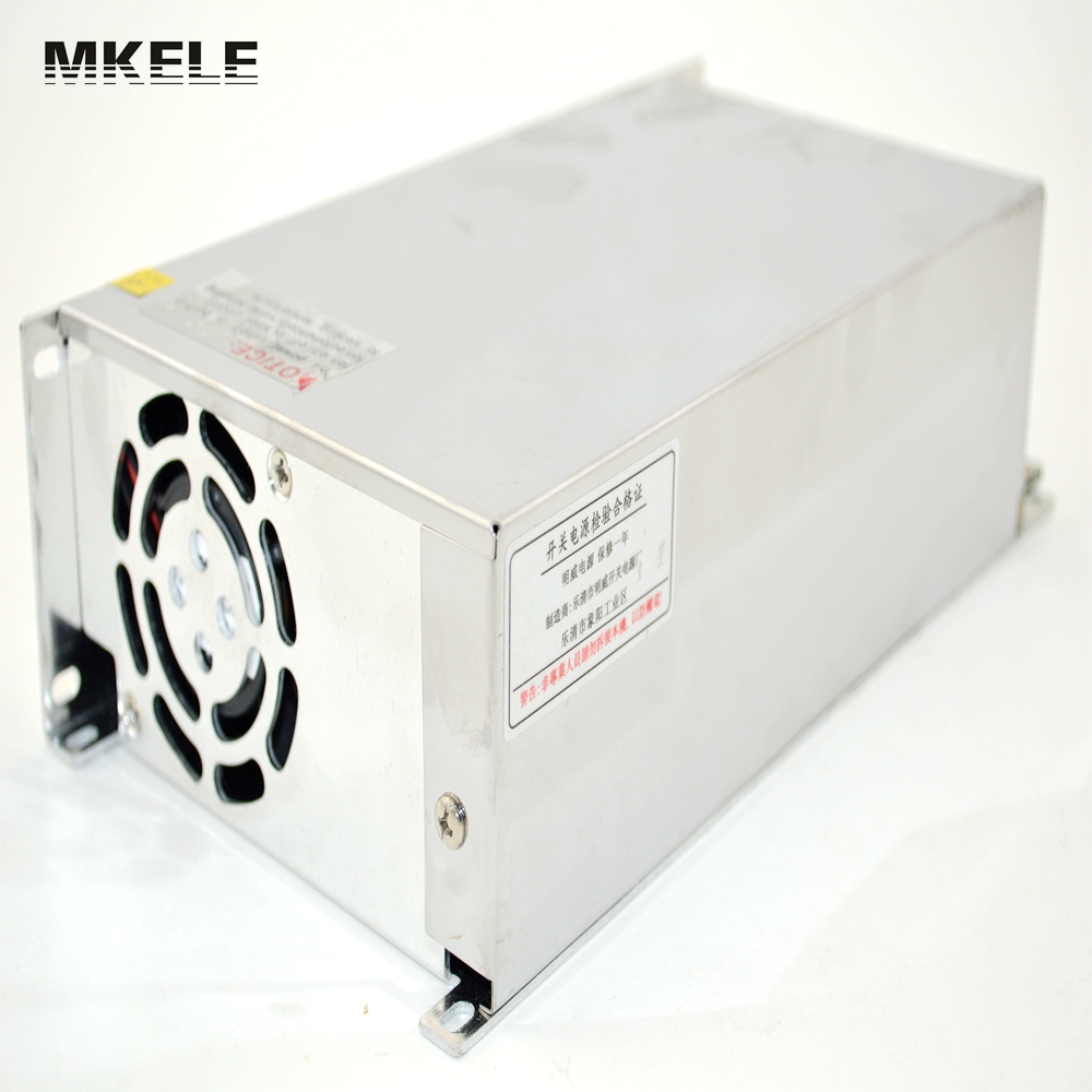 (s-600-15) 600w 15v 40A CE approved high quality ac to dc transformers types single output smps made in China  цены