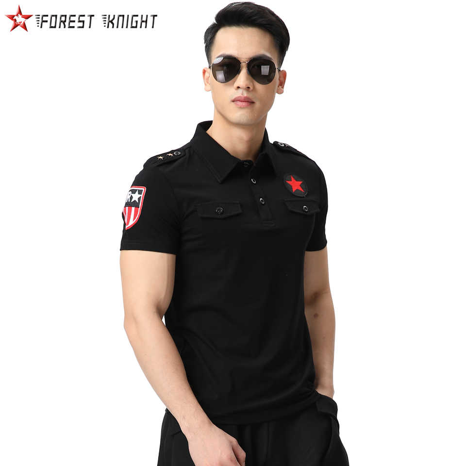 Fashion Military Polo Shirt Men Women Outdoor Casual Leisure Camping Trekking Hiking Tops Tee Women Mens Clothing Polos Shirts