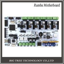 3D printer mother board BIQU rumba MPU / 3D printer accessories RUMBA optimized version control Board