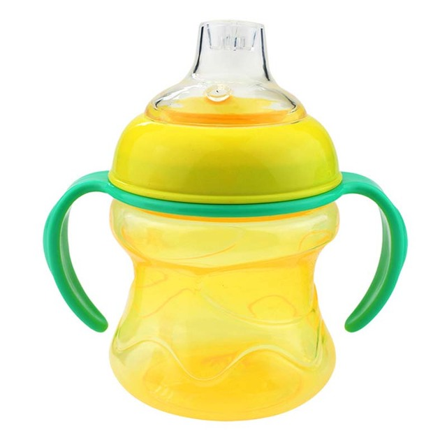 200ml bpa free cartoon baby water drinking bottle soft spout cup 200ml bpa free cartoon baby water drinking bottle soft spout cup child feeding cup for 6m voltagebd Image collections