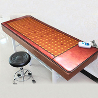 Hot Sale Loess Anion Laser Heated Anion Therapy Mattress Electric Heating Mat For Sale