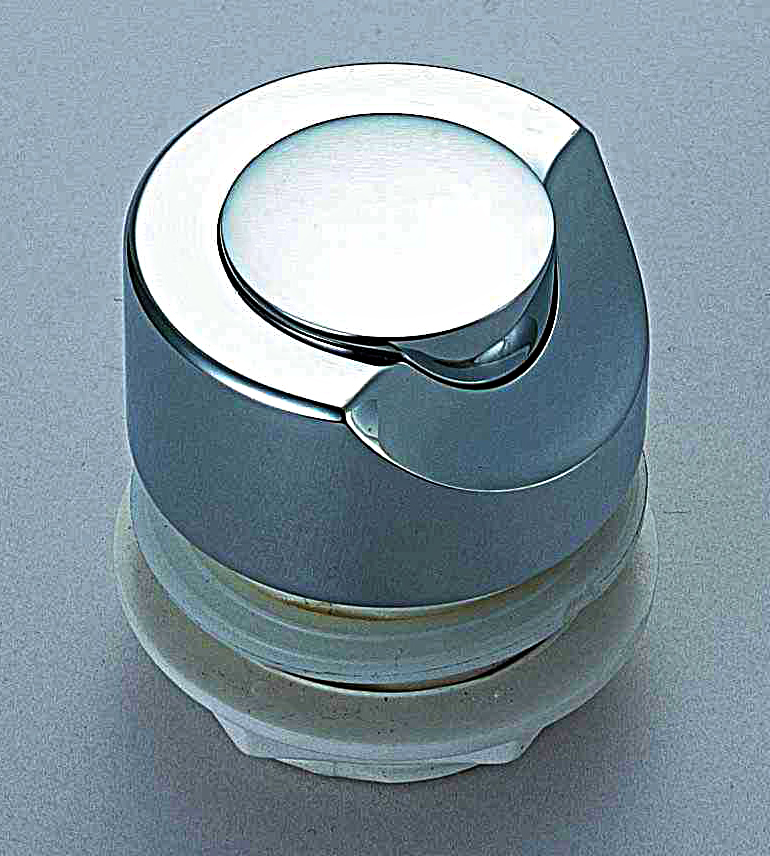Brass air control for massage bathtub ,On Off PUSH BUTTON switch, for whirlpool M17B