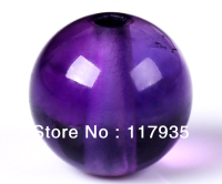 100% AAAAA+ Natural 15 6 12mm Uruguay Crystal Dreamy purple quartz round ball Loose Beads jewelry making