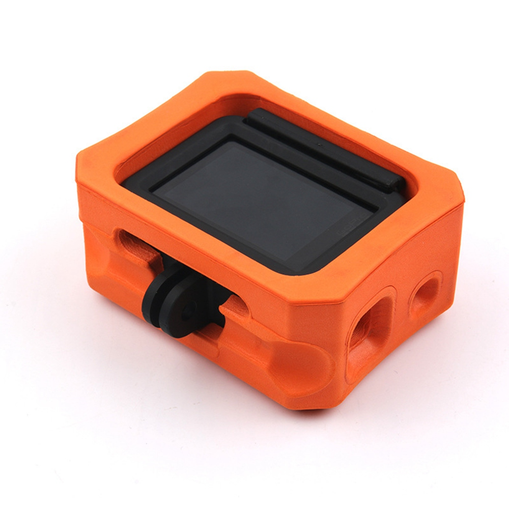 Image 3 - EVA Protective Case For Gopro Hero 7/6/5 Soft Water Floaty Action Sport Camera Accessories Float for Swimming-in Sports Camcorder Cases from Consumer Electronics