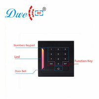 DWE CC RF Standalone Toegang Controller 125 khz EM ID 13.56 MHZ MF Keypad Management DW-05A