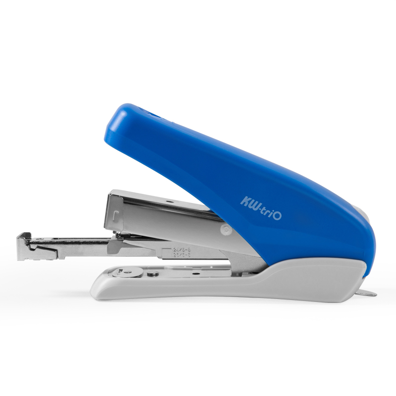 Labor Saving Stapler Grampeador Papelaria Office Stapler 2 Colors Rilegatura Agrafeuse Spillatrice Ufficio Engrapadoras Manuales deli 0392 heavy duty stapler thickness 50pcs paper binding machine grapeador agrafeuse grapadora nietmachine chancery papelaria
