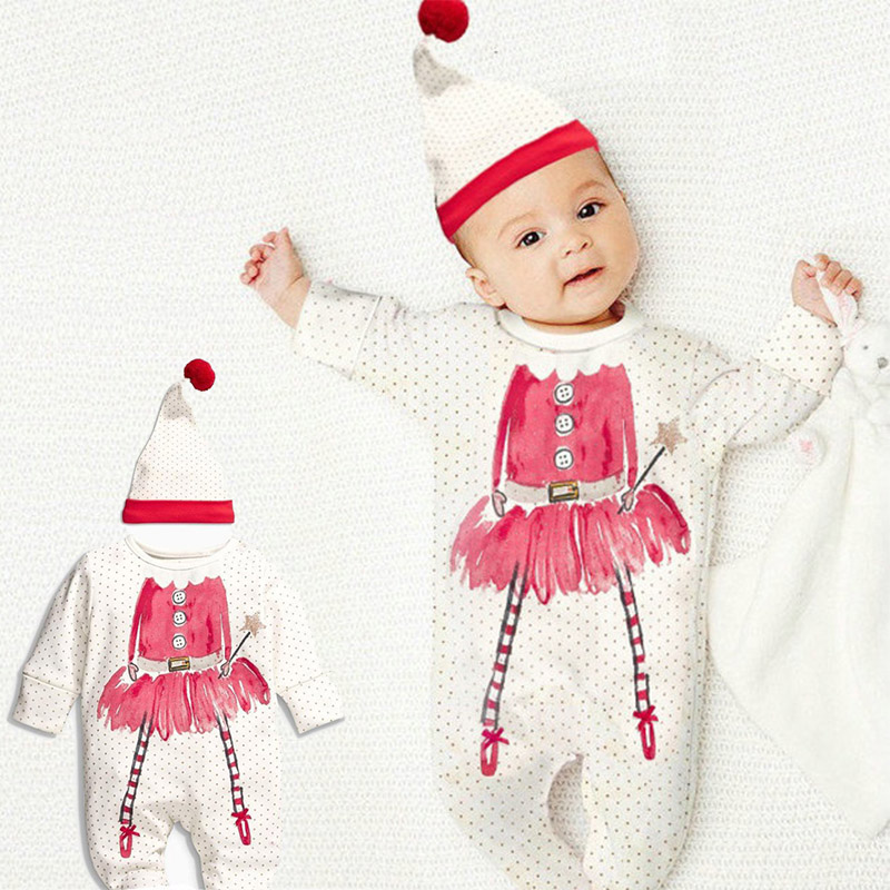 New Born Baby Clothes Cute Animal Hat+Romper Baby Girl Clothing Set Infant Baby Boy Rompers Newborn Jumpsuits Baby Girls Clothes newborn infant baby romper cute rabbit new born jumpsuit clothing girl boy baby bear clothes toddler romper costumes