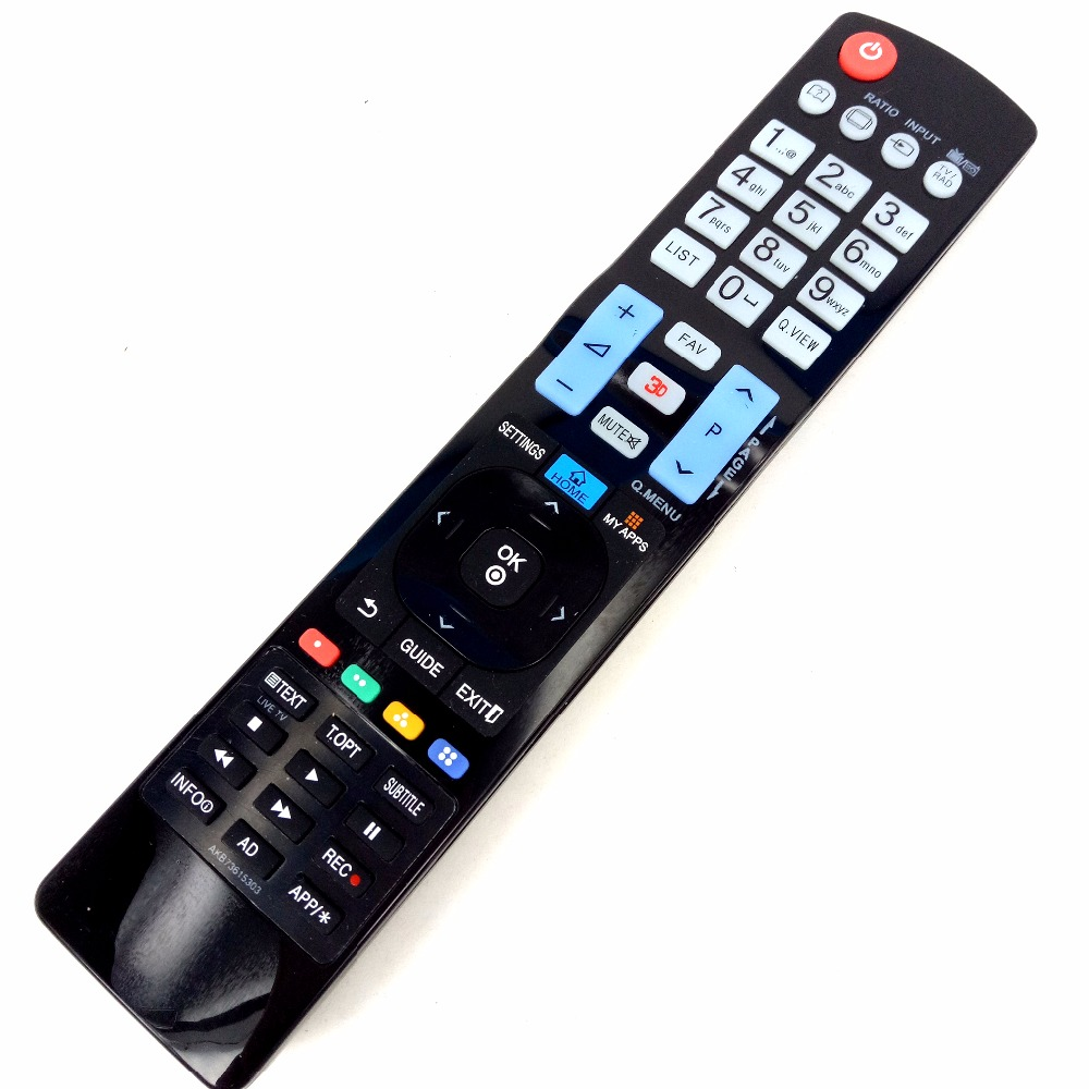 New remote control For <font><b>LG</b></font> <font><b>3D</b></font> smart LCD <font><b>TV</b></font> AKB73615303 AKB73615309 AKB73615306 AKB72914202 AKB73615302 AKB73615361 AKB73615362 image