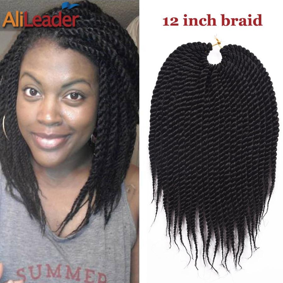 Crochet Box Braids Short Hair : ... Crochet Hair 2X Box Braids Hair Crotchet Braids Short 12 22Roots