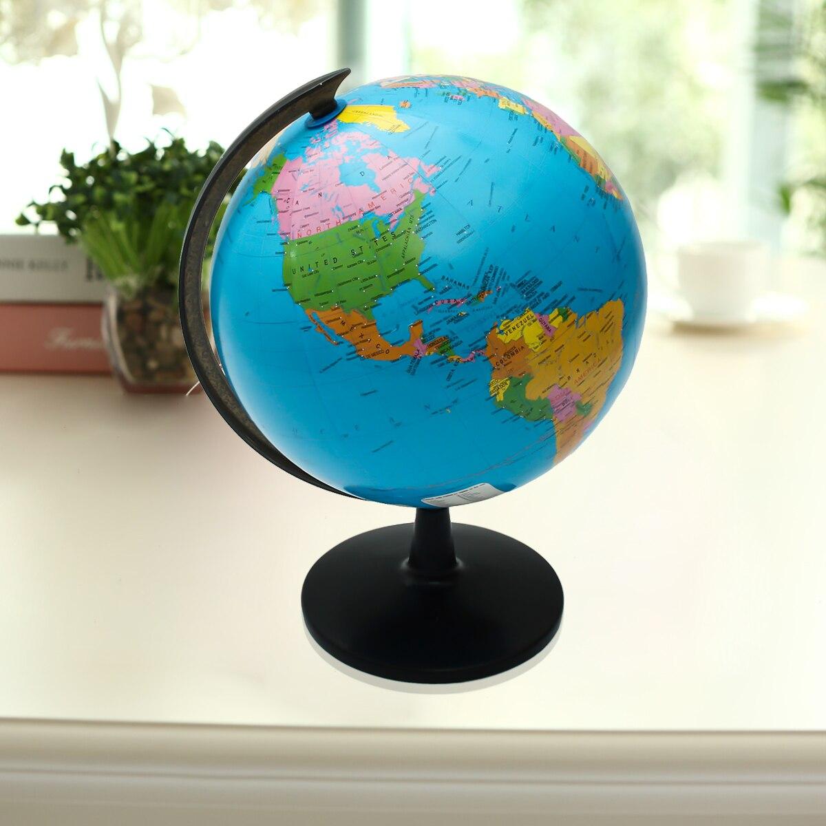 32 cm monde Globe carte enfants géograpie jouets éducatifs fournitures scolaires étudiants récompense cadeau maison bureau décorations de bureau - 3