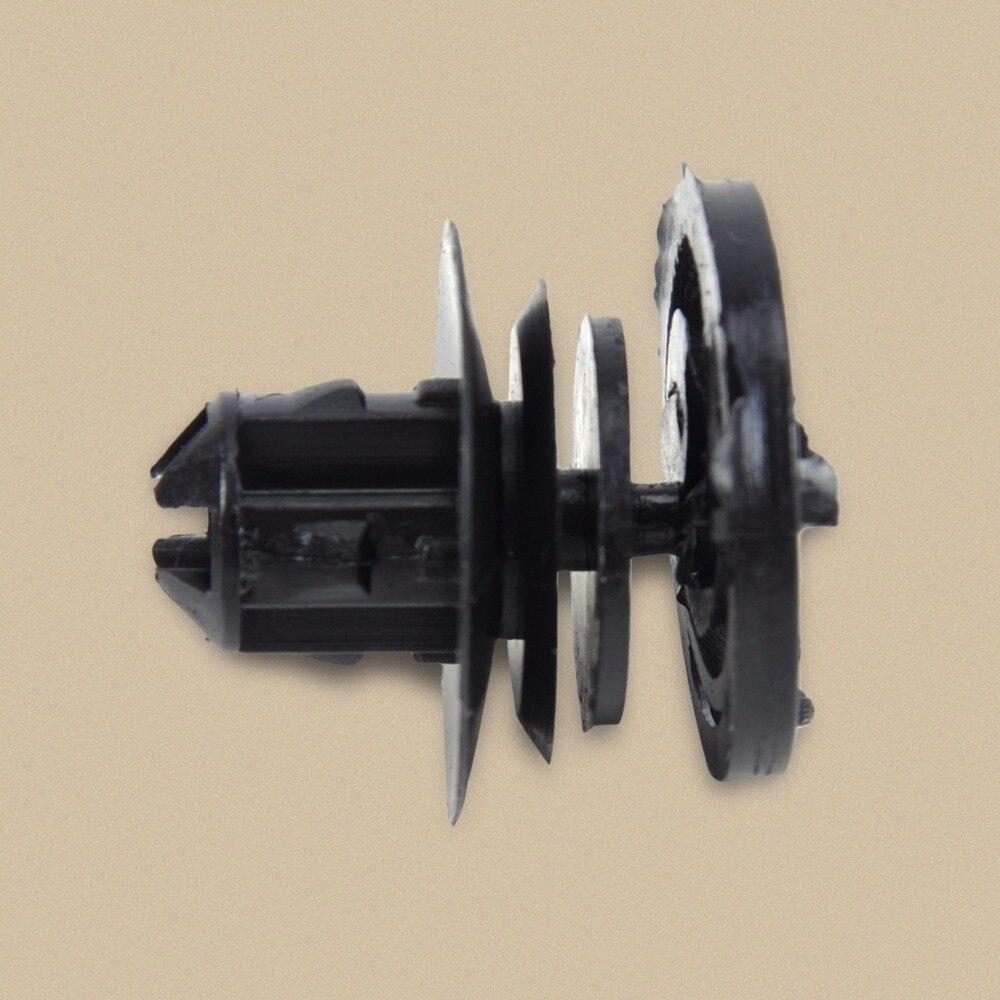 DWCX 10 шт. дверная отделка панели Фиксатор Зажим крепеж 3B0-868-243 для VW Golf Jetta R32 Mk4 Passat B5 1998-2009 2010 2011 2012 2013