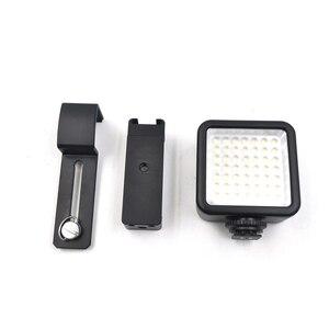 Image 5 - STARTRC OSMO Kit de soporte de Clip para teléfono, de Metal de bolsillo y luces LED para DJI Osmo, kit de accesorios de soporte de montaje de bolsillo