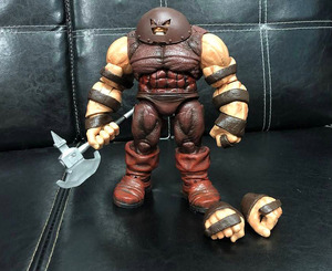 Image 1 - Diamond Select DST X Men Juggernaut Action Figure Loose
