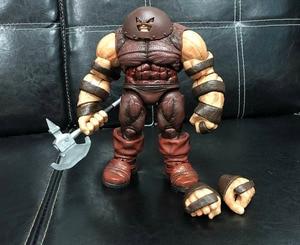 Image 1 - Elmas seçin DST x men Juggernaut Action Figure gevşek