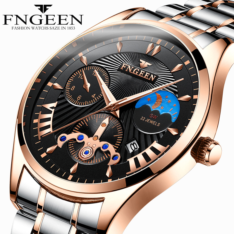 Relogio Masculino Gold Men Brand Luxury Watch Man Quartz Watches Male Clock Sport Business Wristwatches Auto Date DropshippingRelogio Masculino Gold Men Brand Luxury Watch Man Quartz Watches Male Clock Sport Business Wristwatches Auto Date Dropshipping