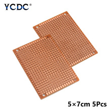4 Sizes Printed Circuit Board PCB Proto Breadboard For DIY Electronic Test cut these boards into any shape any size