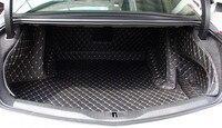 Bons tapetes! forro de carga mala do carro especial esteiras para Cadillac CT6 2017 inicialização à prova d' água tapetes para CT6 2016  Frete grátis|  -