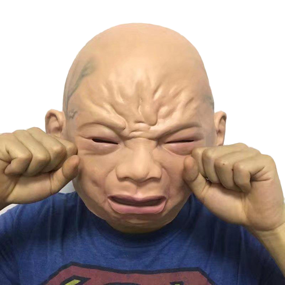 Popular Halloween Baby Mask-Buy Cheap Halloween Baby Mask lots ...