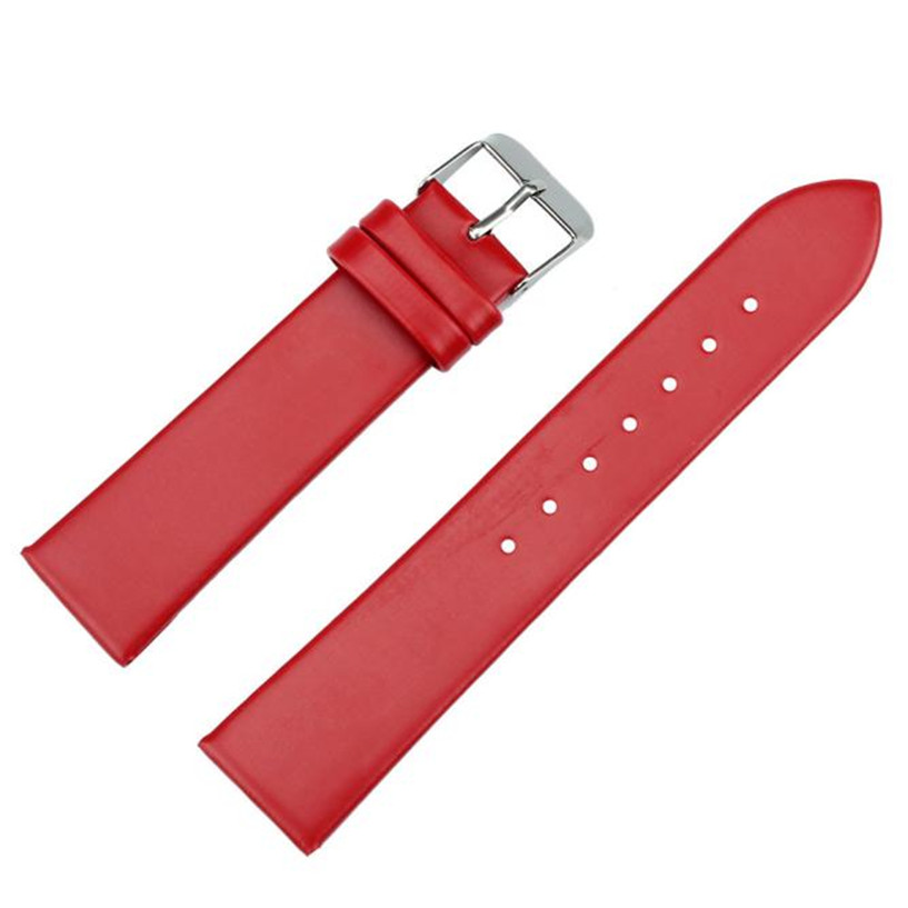 2017 fabulous 20mm Women Fashion Leather Watch Strap Watch Band