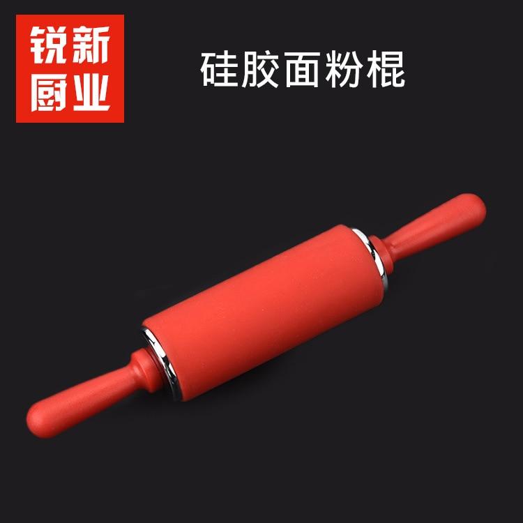Silicone Rotolo Rullo A Pelo Bastone Non-stick Farina Premendo Ba