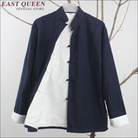 Traditional chinese jacket Traditional mandarin collar tang jacket mandarin collar suit men clothes 2018 AA1638z