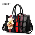 CIKER Brand New 2017 Women Messenger Bags Fashion Women Leather Handbags Medium Shoulder Bag Female Tote Women Bags Sac a main