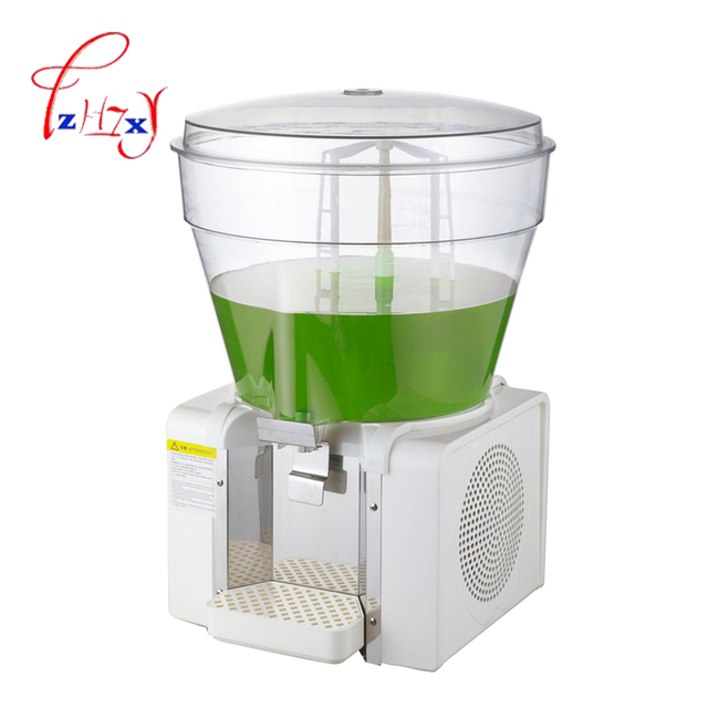 Commercial drink machine 50L cold and hot juicer machine,soy milk,milkshake,coconut,drinks container machine LRYJ50LX1