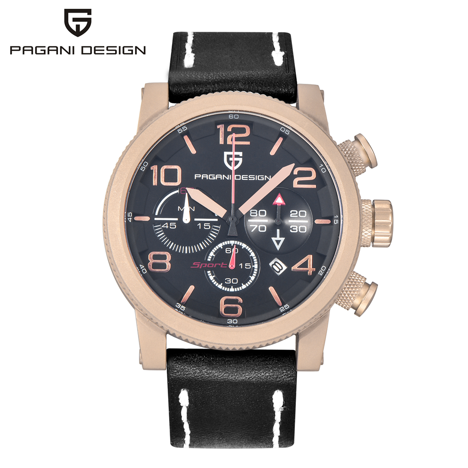 Top Brand Luxury Man Watch Waterproof Sport Chronograph Military Army Quartz Wrist Watch Hours Clock Men 2017 SAAT Reloj Hombre megir sport mens watches top brand luxury male leather waterproof chronograph quartz military wrist watch men clock saat 2017