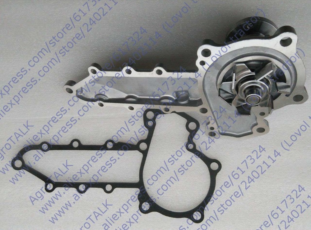 Kubota parts, the water pump with reference 1A051-73030 6685105, for V2203MDI 6162 63 1015 sa6d170e 6d170 engine water pump for komatsu