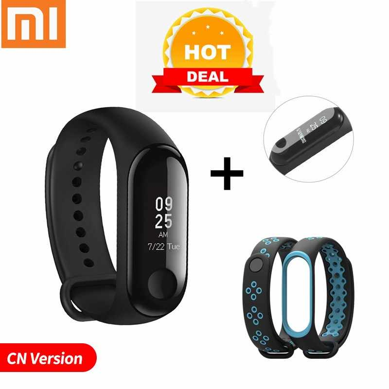 6a4af901404d Xiaomi Mi Band 3 Smart Wristband Fitness Tracker Sports Heart Rate Monitor  Fitness Bracelet Original Xiaomi MiBand3 PK Mi Band 4
